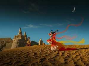 PhotoVivo Gold Medal - Shaobo Guo (China)  Thousand Times Back To Khara-Khoto