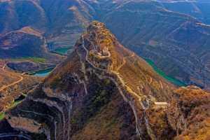 APU Winter Merit Award E-Certificate - Wei Ye (China)  The Village On The Ridge