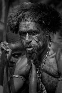 PhotoVivo Gold Medal - Xiangli Zhang (China)  Tribe Man