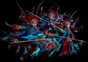 APU Winter Honor Mention E-Certificate - Woodpecker Huang (Taiwan)  Mu Guiyings War Dance Cc