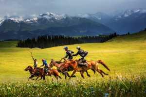 Circuit Merit Award e-certificate - Jing Gu (China)  Riding Horse