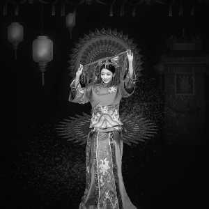 FIP Ribbon - Xiaoying Wang (China)  Northwest Bride