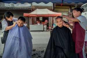Certificate of Nomination - Xia Zhang (China)  Street Barber Shop