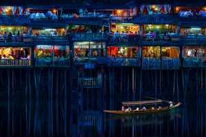 Circuit Merit Award e-certificate - Shenghua Yang (China)  Touring The Fascinating Stilt Houses