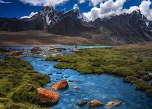 PhotoVivo Gold Medal - Bing Chen (China)  Zongcuo Lake Is Beautiful