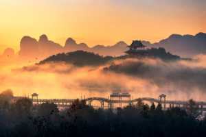 APAS Honor Mention e-certificate - Zhiping Mo (China)  Lost In The Mist