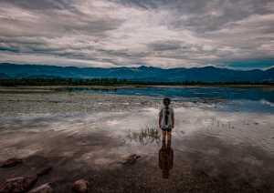 PhotoVivo Gold Medal - Tianzhan Chen (China)  Waiting