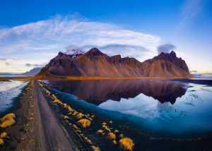 PhotoVivo Honor Mention e-certificate - Aris Sanjaya (Indonesia)  Stokksnes Iceland
