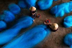 Best 100 Collection - Xuan Han Nguyen (Vietnam)  Net Knitting