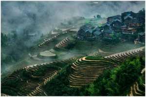 PhotoVivo Gold Medal - Thomas Lang (USA)  Terrace Mountain Village