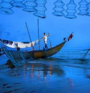 PhotoVivo Gold Medal - Tong Hu (China)  Morning Rhyme