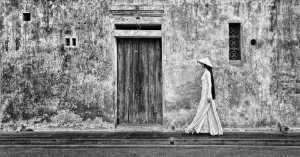 PhotoVivo Gold Medal - Lee Eng Tan (Singapore)  Viet Lady Walk Street