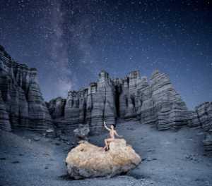 Circuit Merit Award e-certificate - Zesheng Mai (China)  Look Up At The Starlit Sky