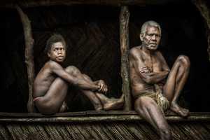 PhotoVivo Gold Medal - Cuiling Zhang (China)  Tribal Man And Woman