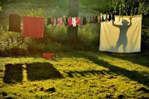 PhotoVivo Gold Medal - Tomasz Okoniewski (Poland)  Come Out In The Wash