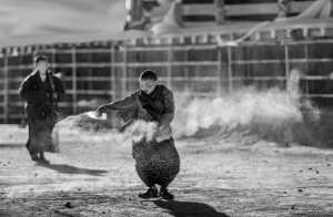 PhotoVivo Gold Medal - Guizhong Guo (China)  Sprinkle