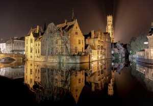 Circuit Merit Award e-certificate - Gary Loughran (Ireland)  In Bruges
