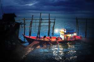 PSM Silver Medal - Hansa Tangmanpoowadol (Thailand)  Ocean Of Life
