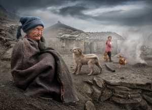 Circuit Merit Award e-certificate - Ching Ching Chan (Hong Kong)  Village Wrinkled Lady