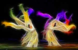 PhotoVivo Honor Mention e-certificate - Chan Seng Tang (Macau)  Colorful Dance
