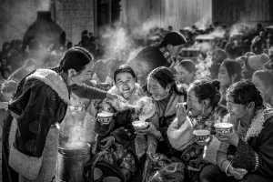 ICPE Gold Medal - Yuk Fung Garius Hung (Hong Kong)  Serving Butter Tea