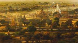 Honor Mention - Winson New Weng Jip (Malaysia)  Land Of Pagoda 2