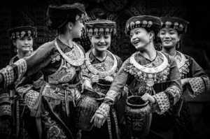 FIP Ribbon - Shenghua Yang (China)  Smile