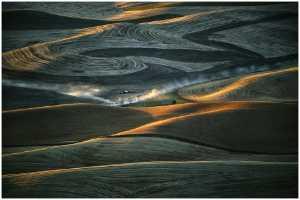 PhotoVivo Honor Mention - Thomas Lang (USA)  Palouse Wheatland 16-03