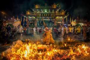 FIP Ribbon - Hooi Lian Koh (Malaysia)  Bonfire 1