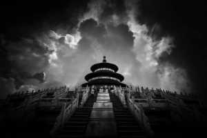 PhotoVivo Gold Medal - Yanbin Wang (China)  Cloud Wind Palace