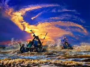 Circuit Merit Award e-certificate - Tong Hu (China)  Dance With Waves