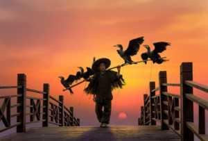 PhotoVivo Gold Medal - Zhizhou Jiang (China)  Sunrise