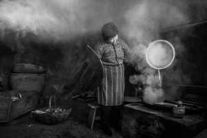 APAS Gold Medal - Zhixian Yang (China)  Cook Meal