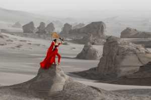 PhotoVivo Gold Medal - Chunjian Zhou (China)  Music In Desert