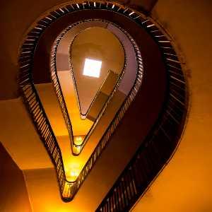 PhotoVivo Gold Medal - Xinglei Gao (China)  Stairs