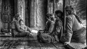PhotoVivo Gold Medal - Pranab Sarkar (India)  Idle Talk