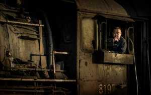 PhotoVivo Gold Medal - Huijun Liang (China)  Train Driver