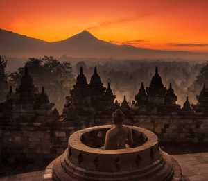 APU Honor Mention e-certificate - Tirta Widjaya (Indonesia)  Borobudur