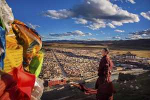 PhotoVivo Honor Mention - Xiaohui Qiu (China)  The Holy Land Of Heart