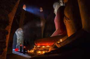 PhotoVivo Honor Mention e-certificate - Yongming Liu (China)  Buddhism