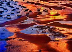 PhotoVivo Gold Medal - Tong Hu (China)  Dram Beach