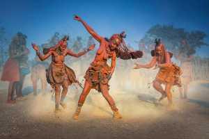 ICPE Gold Medal - Arnaldo Paulo Che (Hong Kong)  Himba Dance