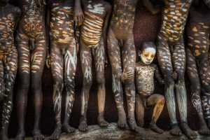 PhotoVivo Gold Medal - Lin Zhang (China)  Tribal Child 6