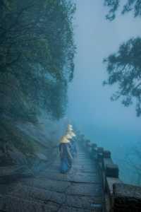 APU Gold Medal - Dingya Xu (China)  Wandering Monks 1