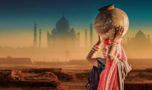 Circuit Merit Award e-certificate - Liu Xiu (China)  Taj Mahal Image