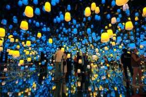 PhotoVivo Honor Mention - Xitao Jiang (China)  Lamp Forest