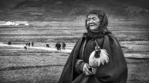 SIPC Merit Award - Jianxun Wu (China)  Liangshan Mother