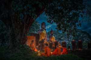 PhotoVivo Gold Medal - Waranun Chutchawantipakorn (Thailand)  3.Practice The Dhamma