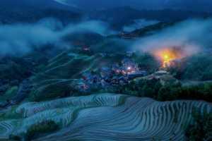 PhotoVivo Gold Medal - Xiping An (China)  Terraced House