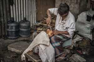 PhotoVivo Gold Medal - Chenglin Zheng (China)  Haircut
